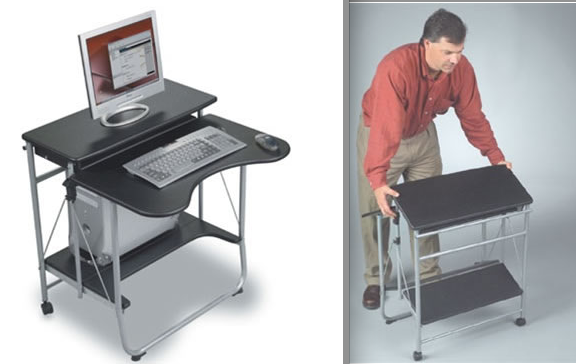 Great Ideas For Portable Desks And Workstations World