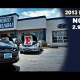 The 2013 Hyundai Elantra GT has arrived! Come to World Hyundai and check out the newest vehicle on the Hyundai line, the all new 2013 Hyundai Elantra GT! The Elantra […]