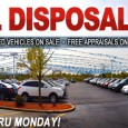 World Hyundai in the Matteson Auto Mall is pulling out all the stops. We're expecting some big inventory shipments in the coming days so we're having a TOTAL DISPOSAL SALE […]