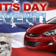 This weekend all it takes is ONE George Washington to get in a new vehicle! World Hyundai is celebrating President's Day Friday, February 15 […]