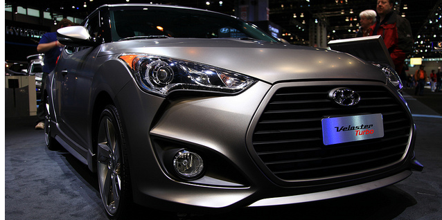Matteson Auto Mall >> 2013 Chicago Auto Show photos of Hyundai models | World ...