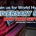 World Hyundai in the Matteson Auto Mall is celebrating 7 years in business serving the Village of Matteson and the surrounding community! We want to thank all of our customers […]