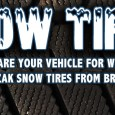 Is your vehicle ready for the winter? Be sure that you vehicle is riding on tires that are safe for driving on ice and snow! Driving on standard tires might […]